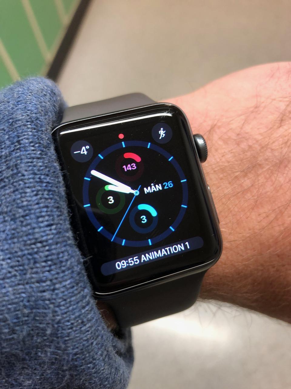 Comment mettre à jour une montre avec GPS